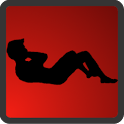 Sit Up - workout routine icon