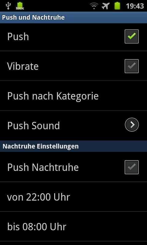 KS & DS - Die Schnäppchen-App- screenshot
