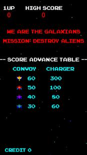 Galaxian- screenshot thumbnail