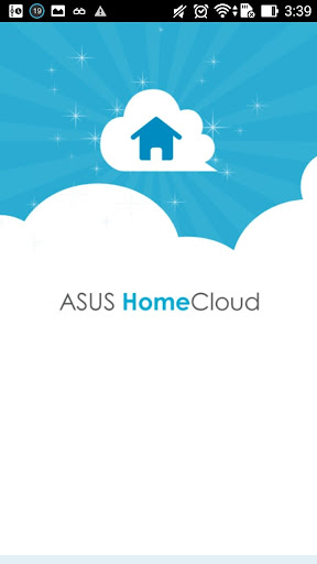 ASUS HomeCloud