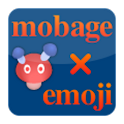 mobage絵文字入力補助 logo