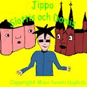 Jippo Slottis och Domis Lite logo