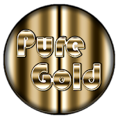 Pure Gold Icon Pack