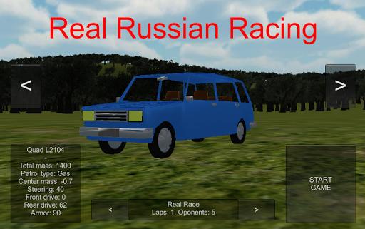 Real Russian Racing Alpha