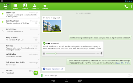 SendHub - Business SMS Screenshot 9