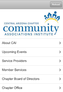 CAI Central Arizona Chapter - screenshot thumbnail