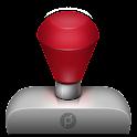 iWatermark logo