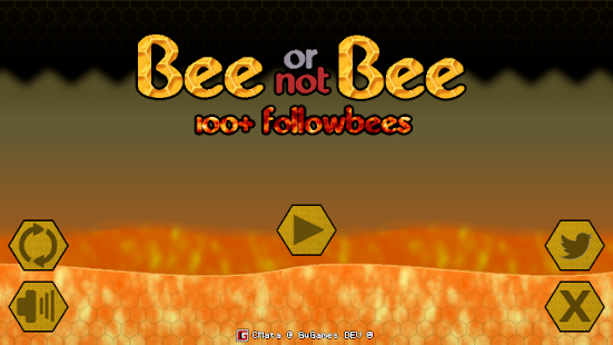 Bee or not Bee:100+ Followbees - screenshot thumbnail