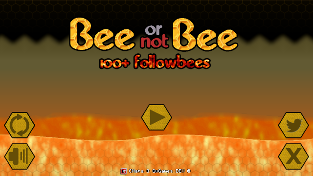 Bee or not Bee:100+ Followbees - screenshot