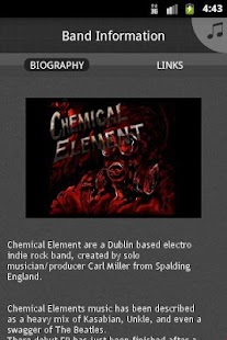 chemical element - screenshot thumbnail