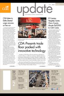 CDA Update - screenshot thumbnail