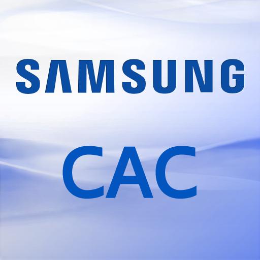 Smart Air Conditioner(CAC) Icon