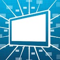 Intel smart TV icon