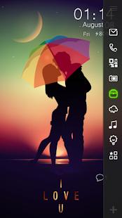 Fantasy Love Live Locker Theme - screenshot thumbnail