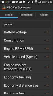 OBD Car Doctor Pro- screenshot thumbnail