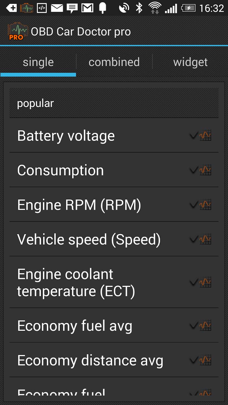 OBD Car Doctor Pro  | ELM327 OBD2 Screenshot 1