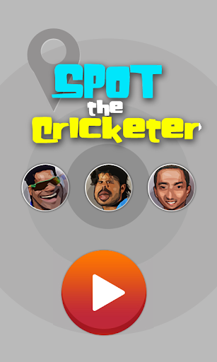 Spot The Cricketer