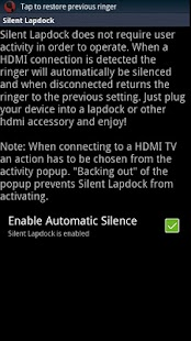 Silent Lapdock (And HDMI) - screenshot thumbnail