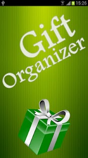 Gift Organizer - screenshot thumbnail