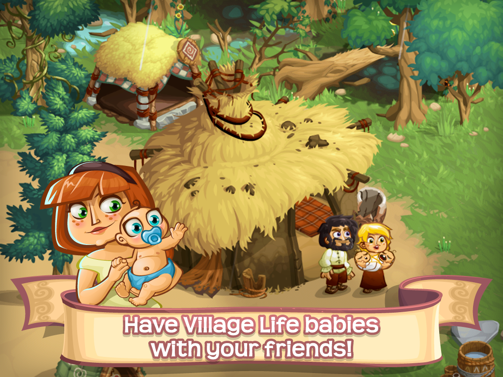 village life love babies android apps on google play village life love babies screenshot