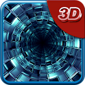 3D Tunnel Live Wallpaper icon