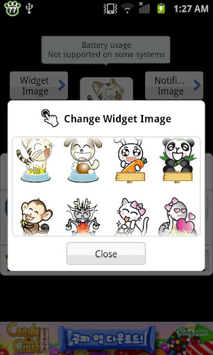 Battery widget Z-Galaxy Player|玩工具App免費|玩APPs