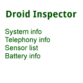 Droid Inspector