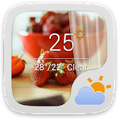Download Taste THEME GO WEATHER EX APK for Android Kitkat