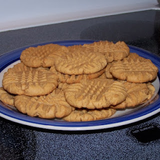 All-American Peanut Butter Cookies