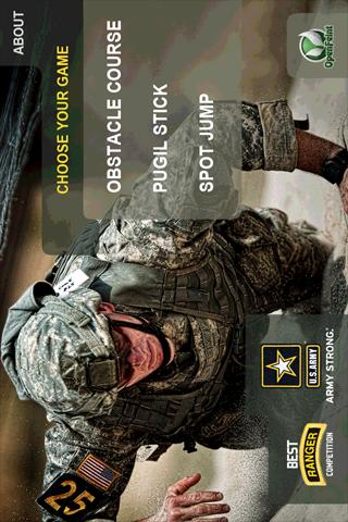 Army Ranger Challenge - screenshot