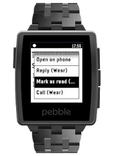 Notification Center for Pebble – Miniaturansicht des Screenshots