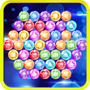 Jewels Bubble Shooter for PC and MAC