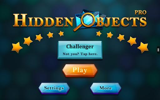 Hidden Objects Pro