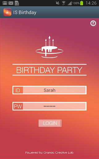 IS Birthday
