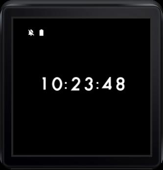 Timely Wear Watch Face - screenshot