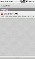 Screenshot of Don't Move Me