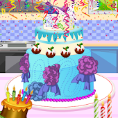 Cooking Cake - Cook games