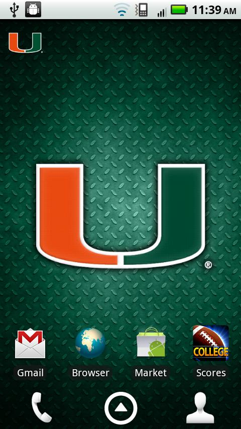 Miami Revolving Wallpaper - screenshot