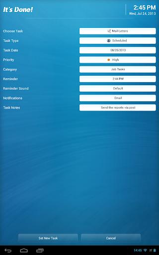 【免費生活App】It's Done!-APP點子
