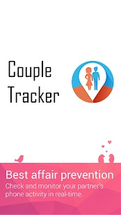 Couple Tracker - Phone monitor - screenshot thumbnail