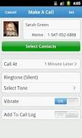 Screenshot of Mr Caller Free (Fake Call&SMS)