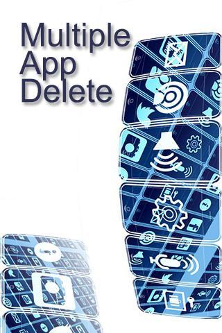 Multiple App Delete