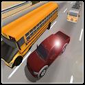Simulador de Tráfego Racer icon