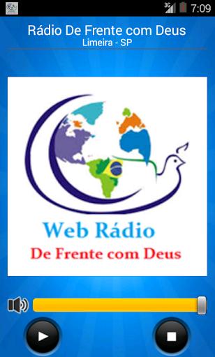 Rádio De Frente com Deus