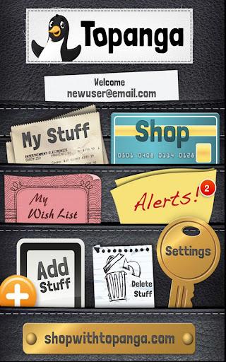 Topanga – Organize My Stuff