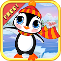 Penguin Run FREE icon