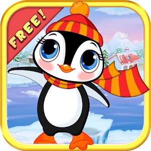 Penguin Run FREE for PC and MAC
