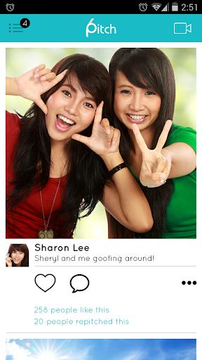 【免費娛樂App】Pitch6-APP點子