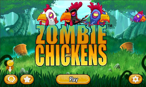 【免費休閒App】Zombie Chickens - Monster Cut-APP點子