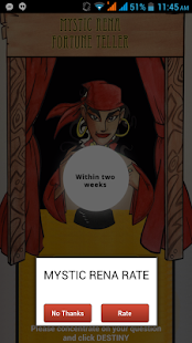 Fortune Teller Mystic Rena- screenshot thumbnail